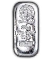 Срібний зливок 250 грам 999 Fine Silver Argor-Heraeus