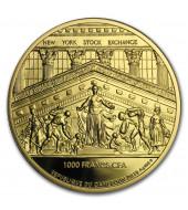 Серебряная монета 1oz Победитель получает всё 1000 франков 2020 Камерун (цветная)