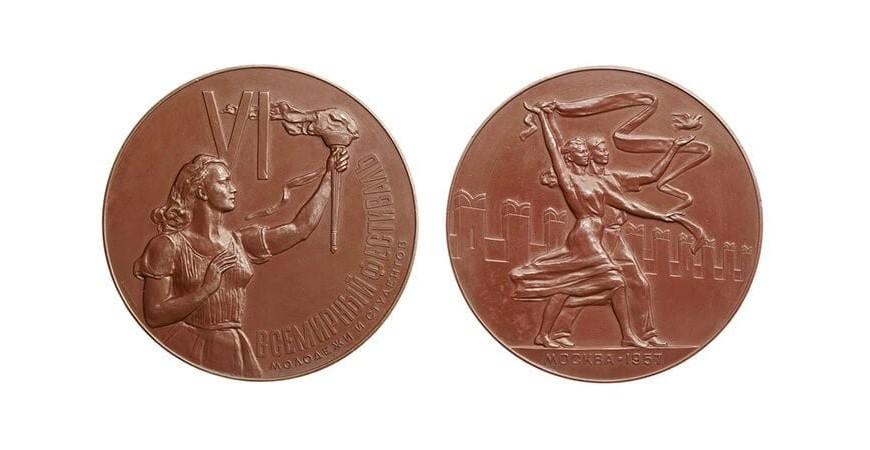 Настільні медалі, їх історія появи та особливості